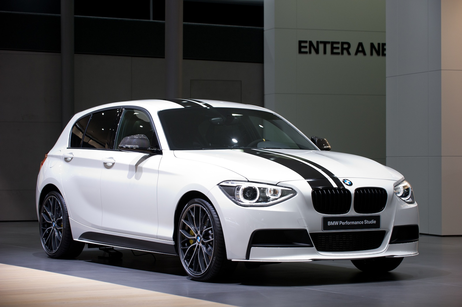 bmw teases m performance parts for f20 1 series hints at m135i page 2. Black Bedroom Furniture Sets. Home Design Ideas