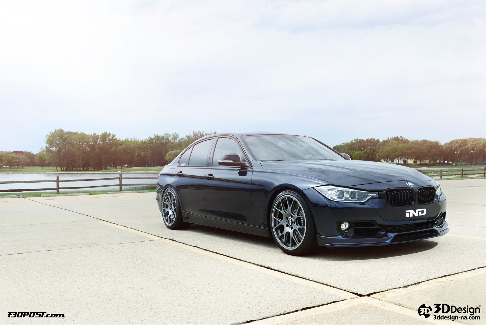 Ind F30 328i Is In 3d Design Bbs M Performance H Amp R