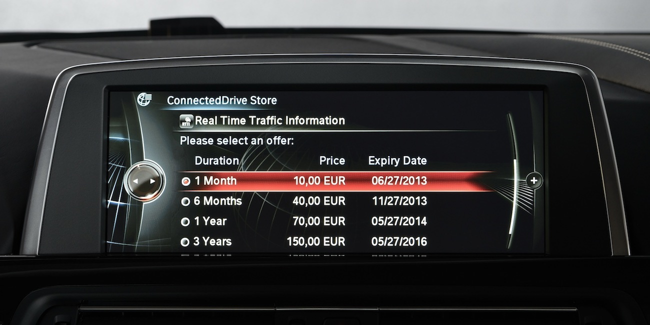 BMW ConnectedDrive Enhanced for 2013, With Siri, S Voice and Android support