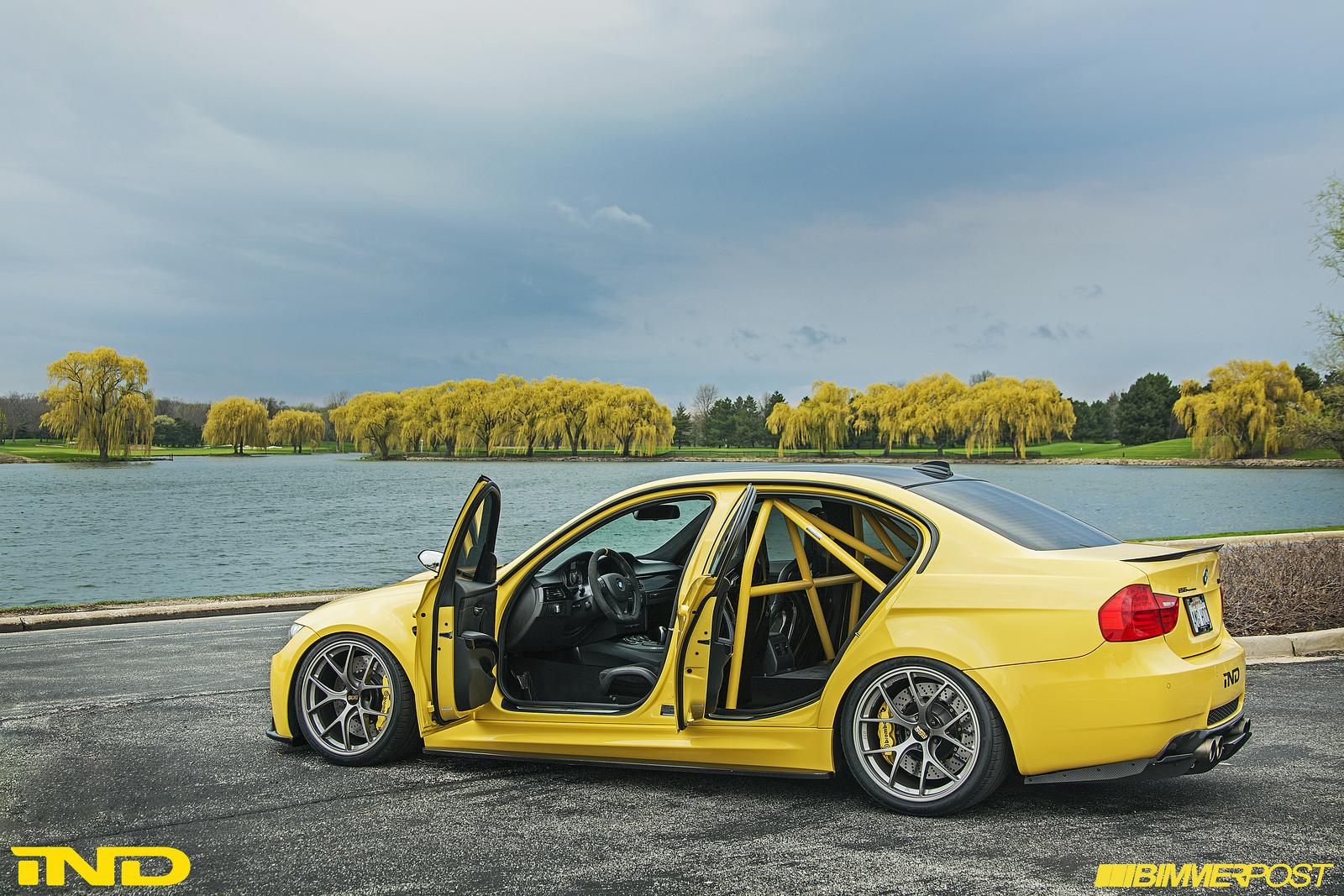 Dakar Yellow E90 M3 Modified To Perfection Clublexus