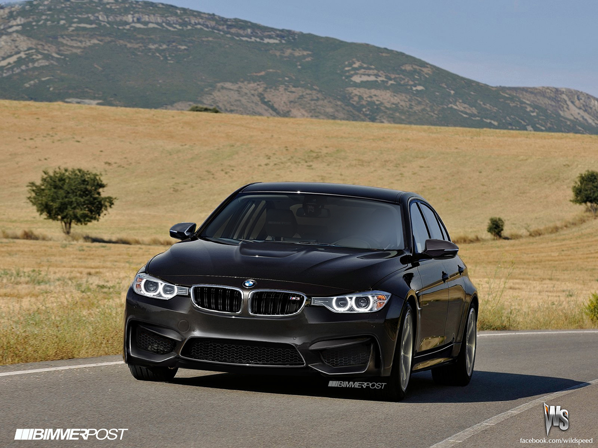 Our Bmw F80 M3 Preview Renders Based On Latest Spy Pics
