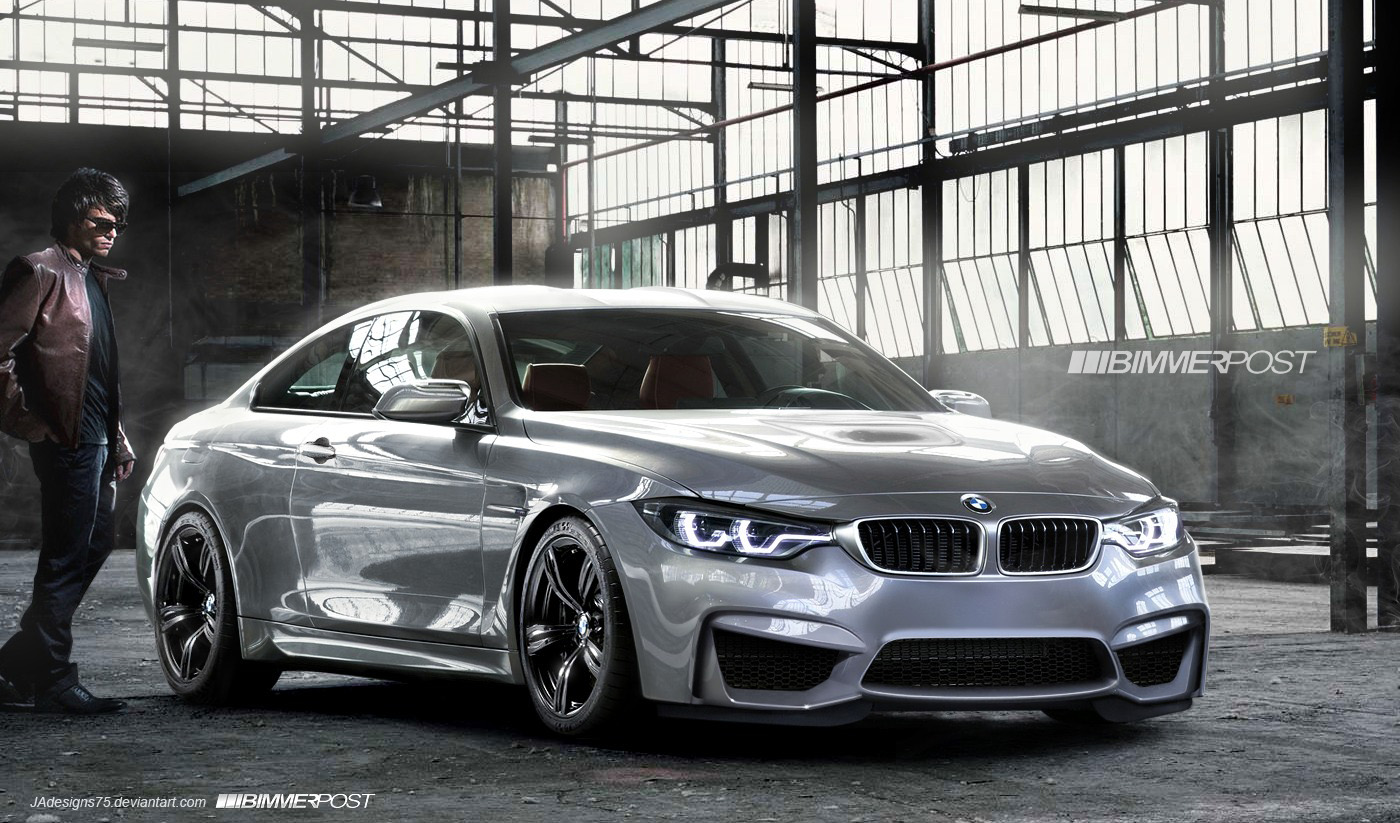 Are You The Bmw M4 Coupe Concept