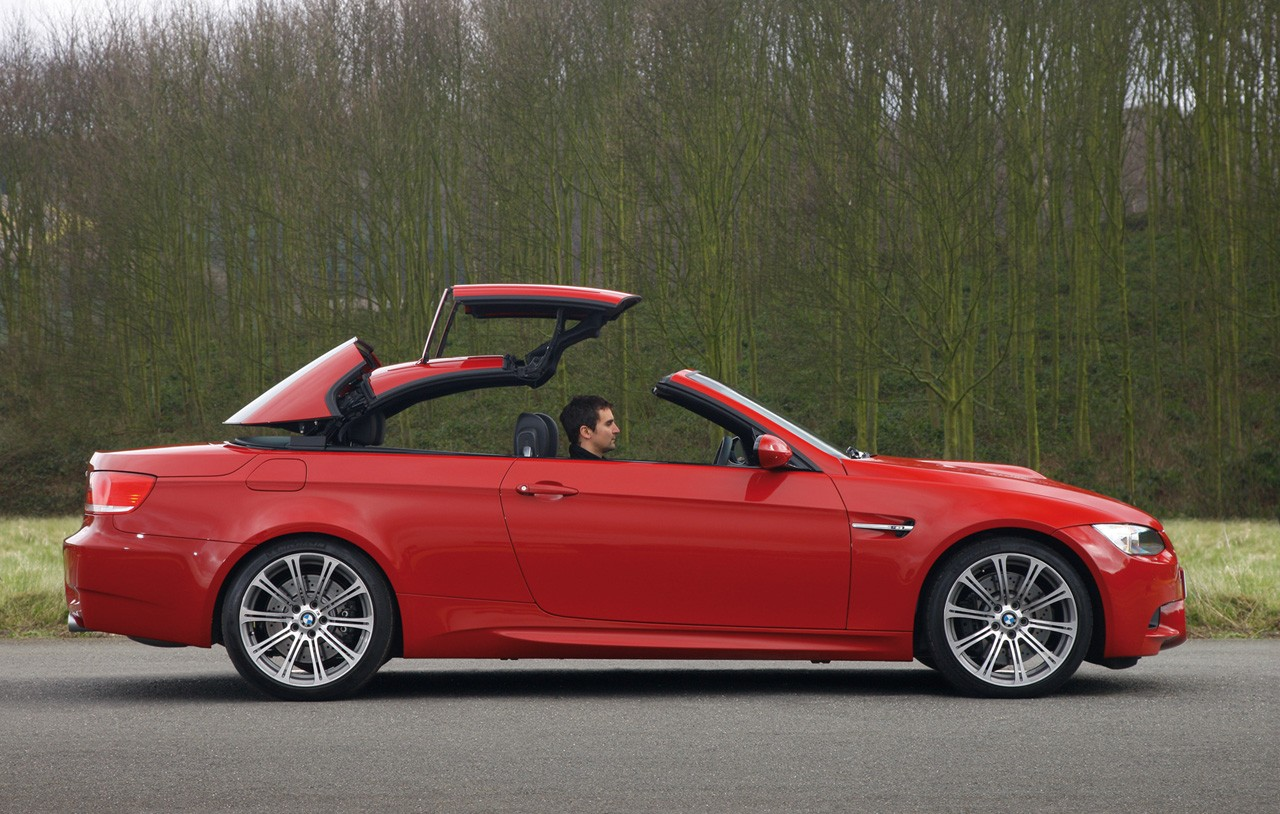 New E93 M3 Convertible Pics from UK launch
