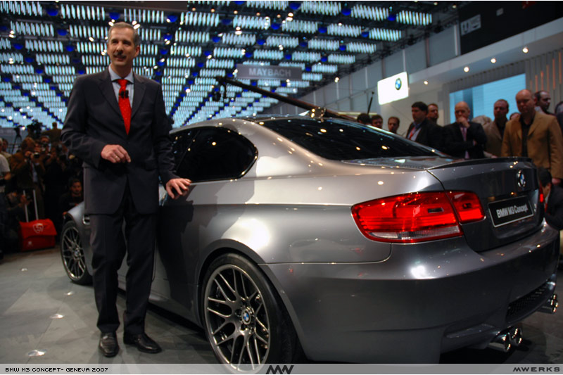 New M3 Concept Coupe Large Pics And Observations
