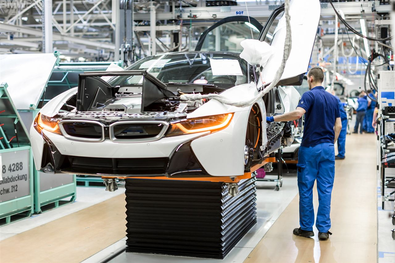 Bmw To Increase I8 Allocation To The Us