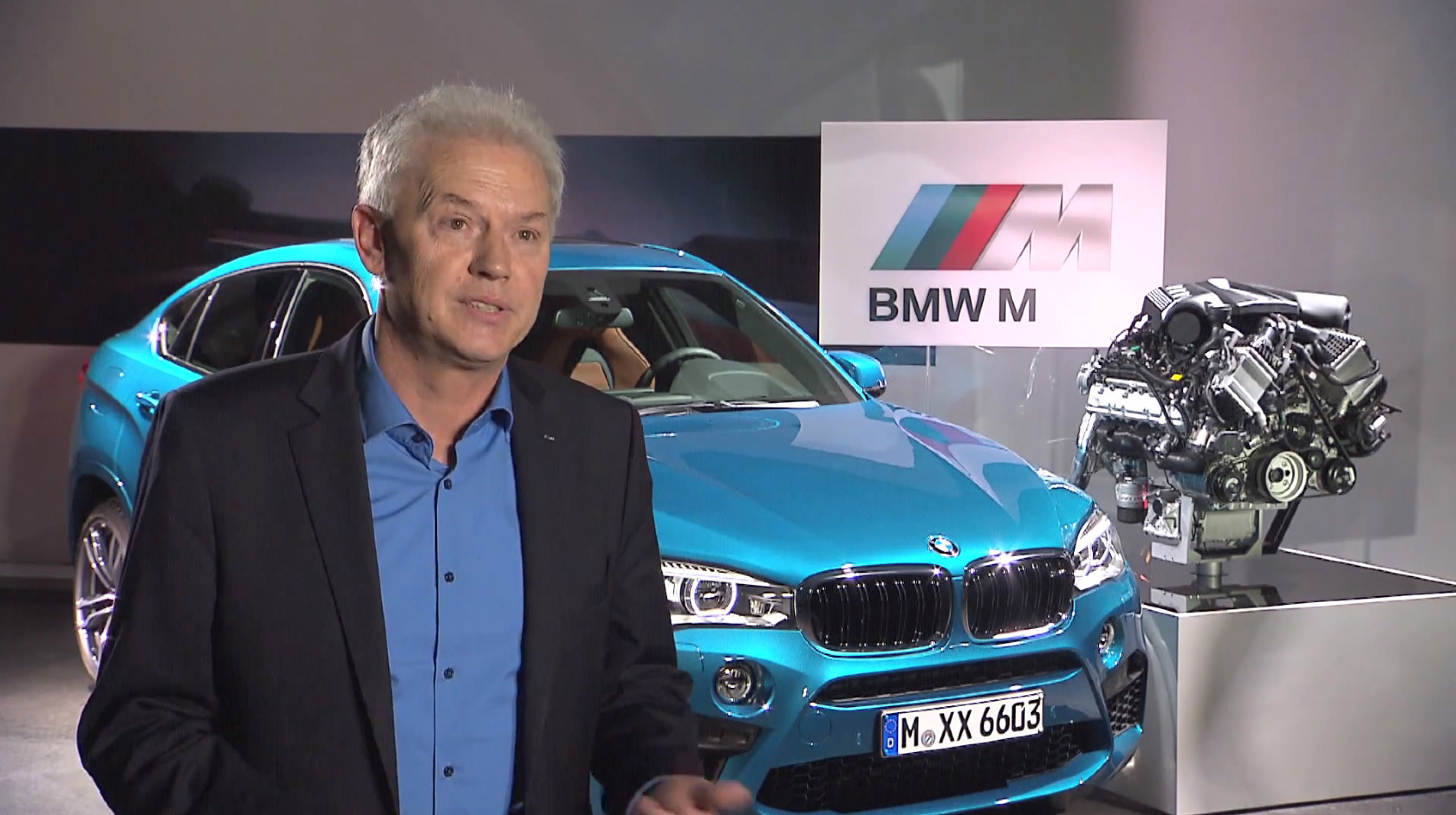 Long Time Bmw M Man And Current Vp Of Engineering Albert