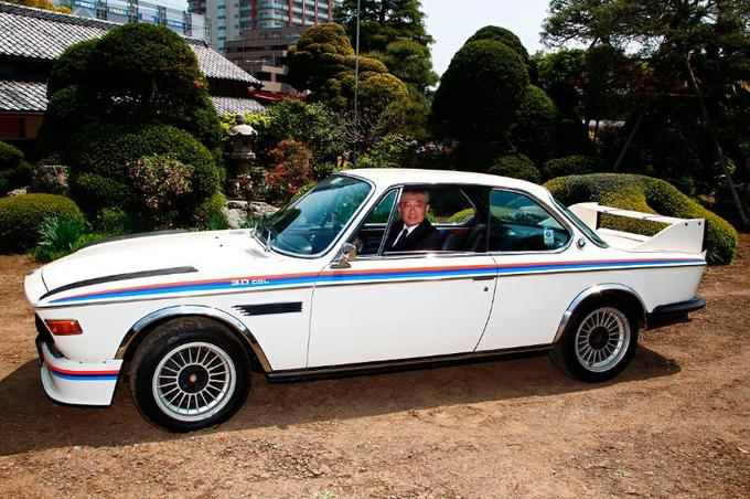 BMW Classic - Our Brands. Our Stories. Japan – Masakuni Hosobuchi's BMW M Collection