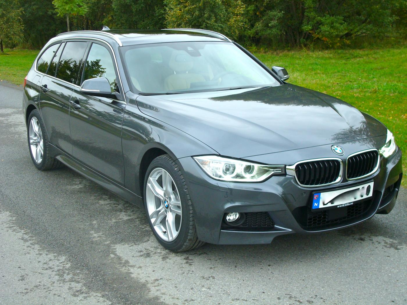 bmw f31 touring spotted against e91 touring. Black Bedroom Furniture Sets. Home Design Ideas
