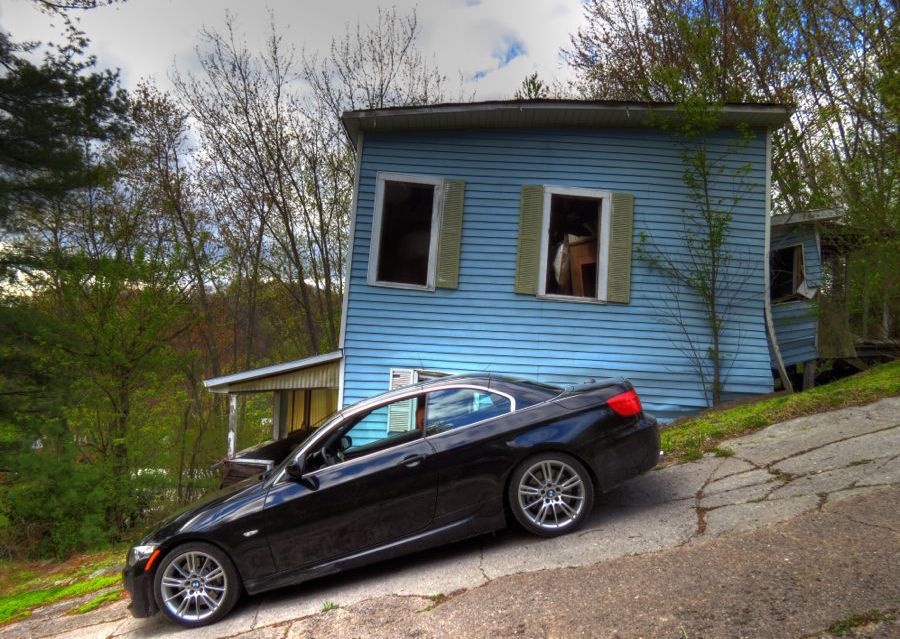 deepest west virginia a bmw tour of southern coal country. Black Bedroom Furniture Sets. Home Design Ideas
