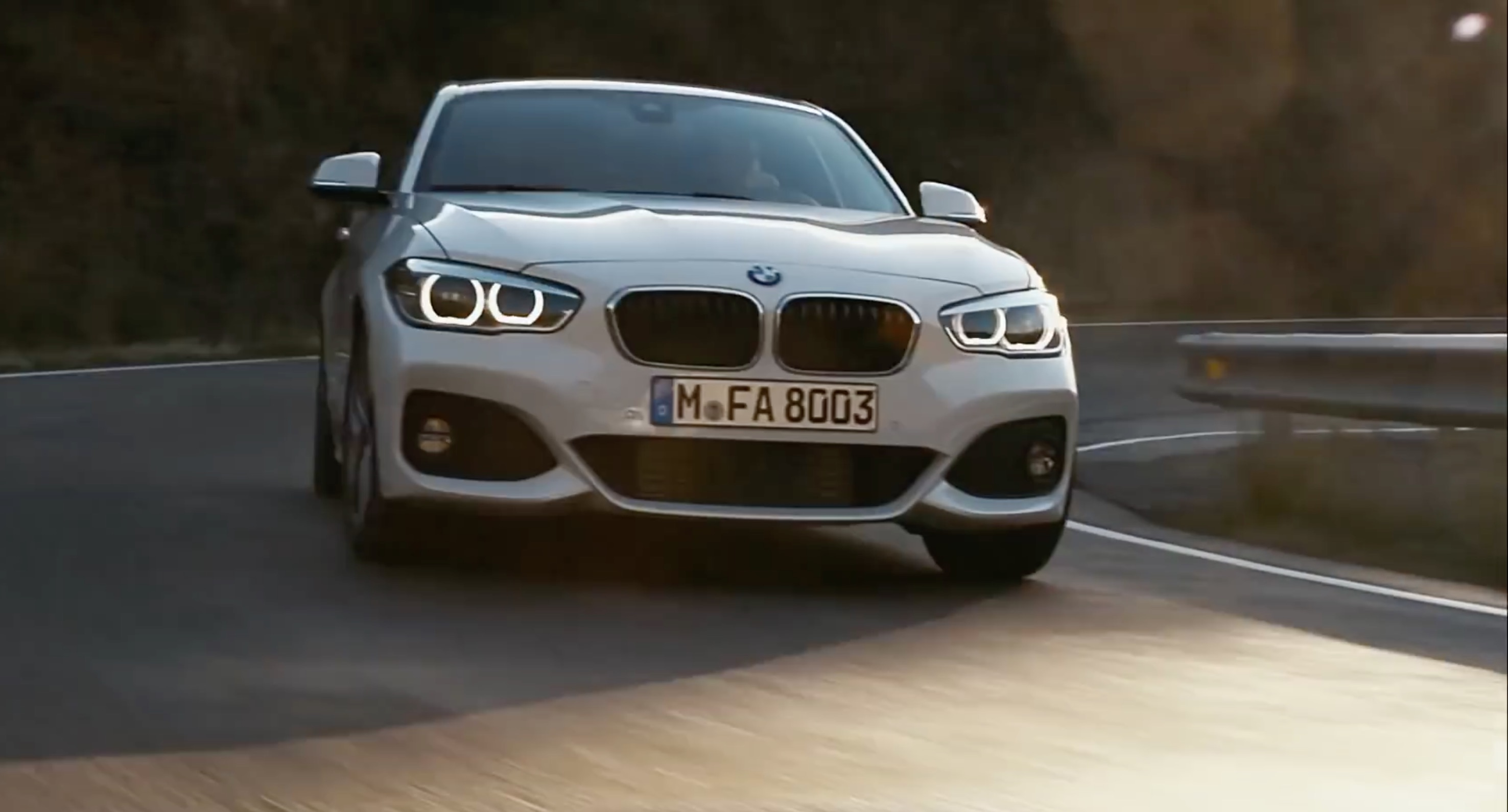First Official Photos Of Bmw F20 1 Series Performance