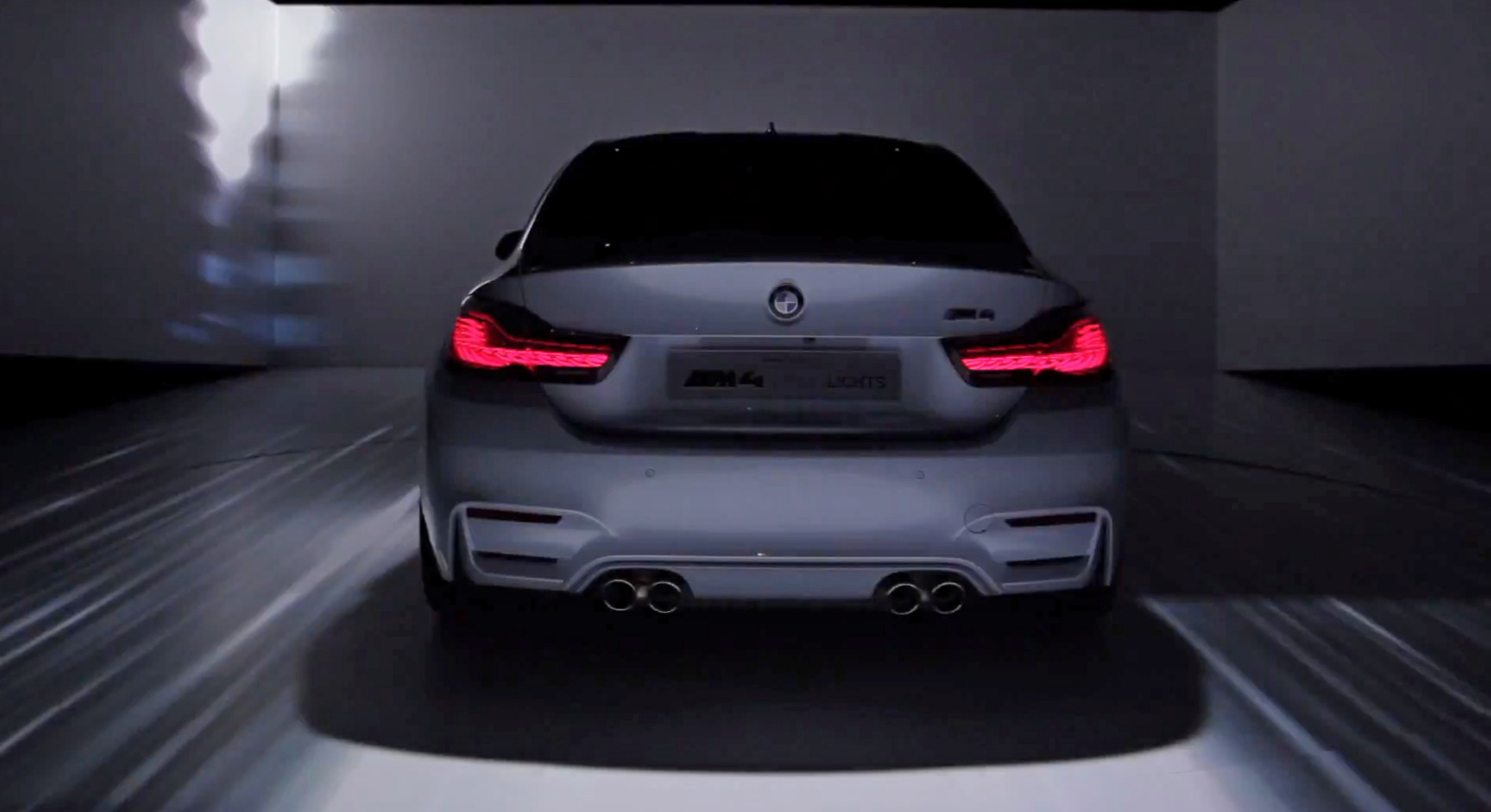 Bmw X3 2017 Interior >> BMW M4 Concept Iconic Lights. Introducing BMW's LaserLight ...