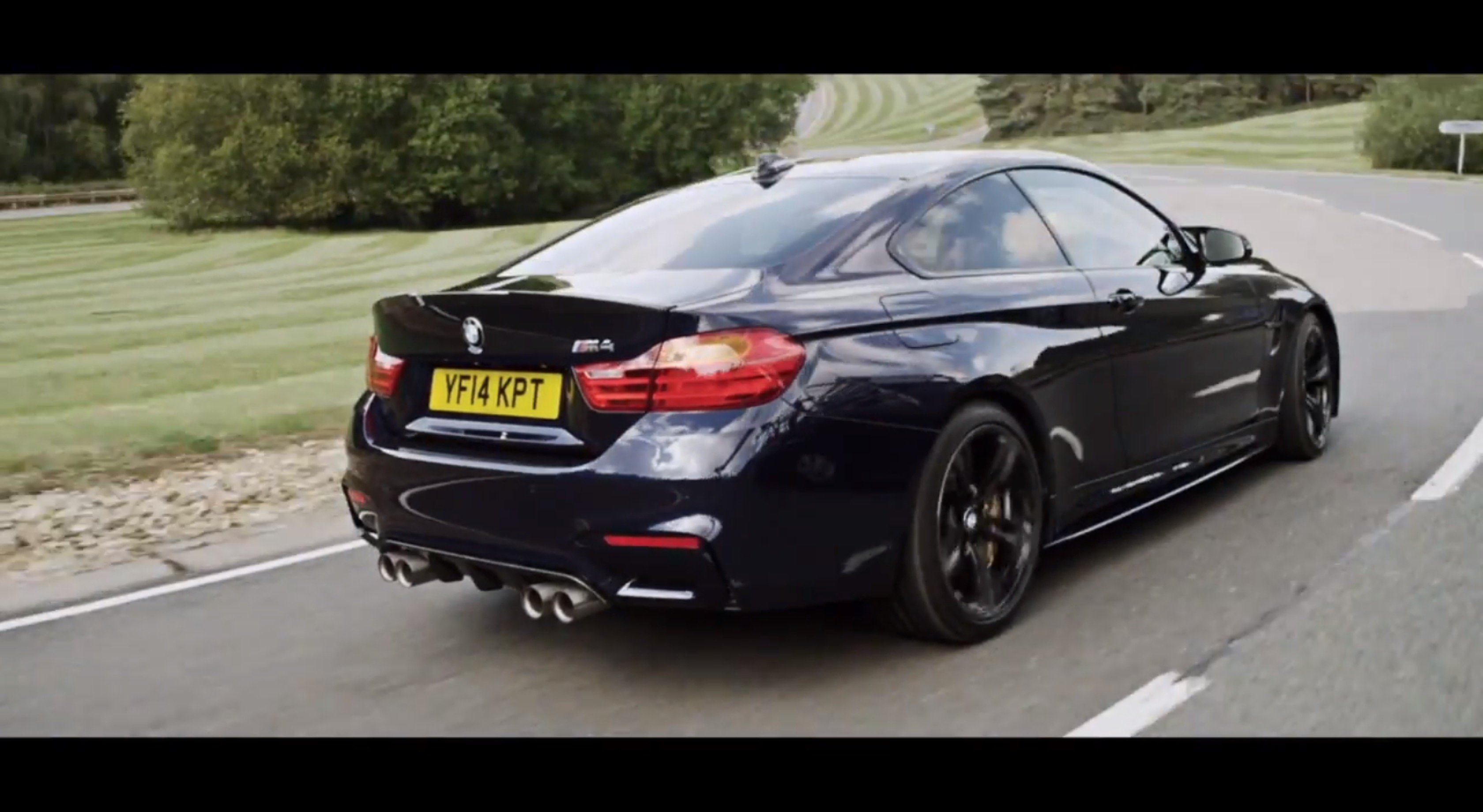 Video Bmw M4 M Performance Accessories