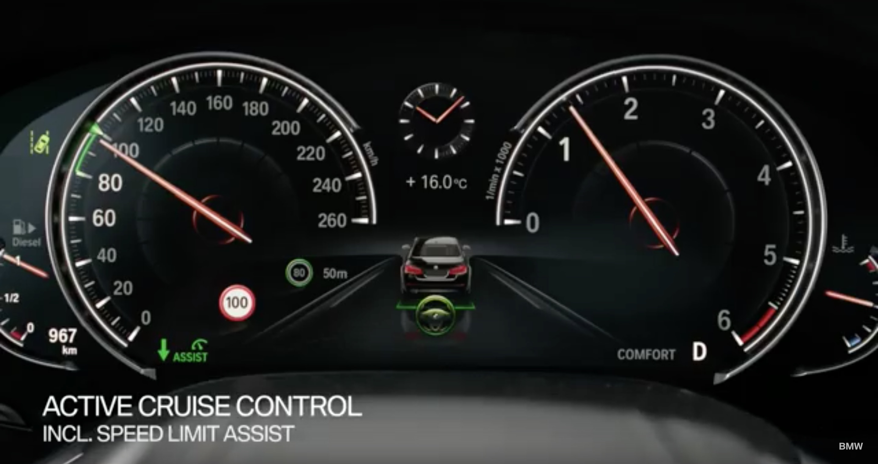 Innovative features of the all-new BMW 7 Series...