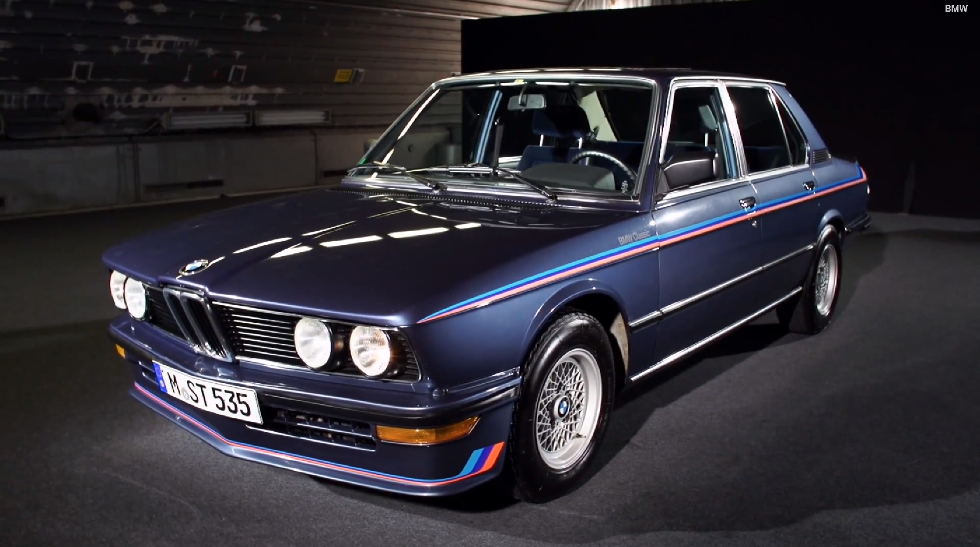 Video Epic Bmw M535i History