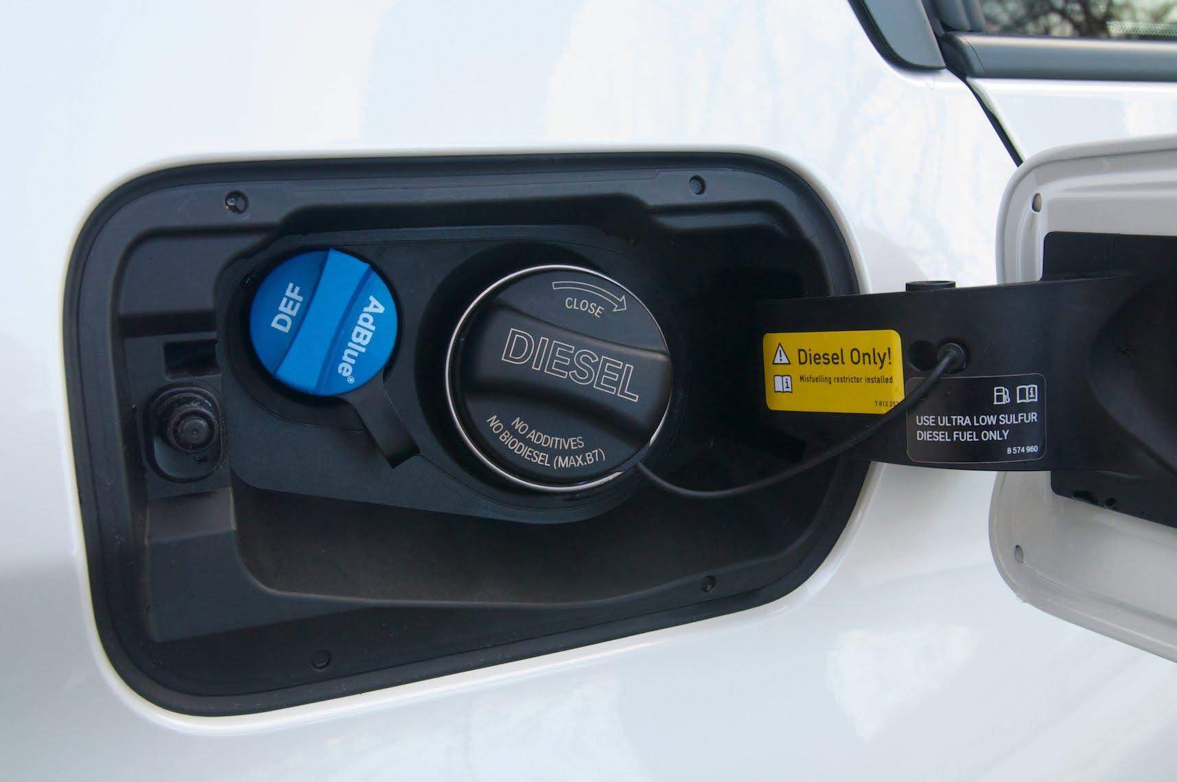 Bmw X3 Diesel Also Caught Up European Emissions Scandal