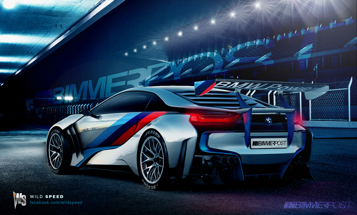 Rumor: 500+ HP BMW i8S Supercar to celebrate BMW 100 ...