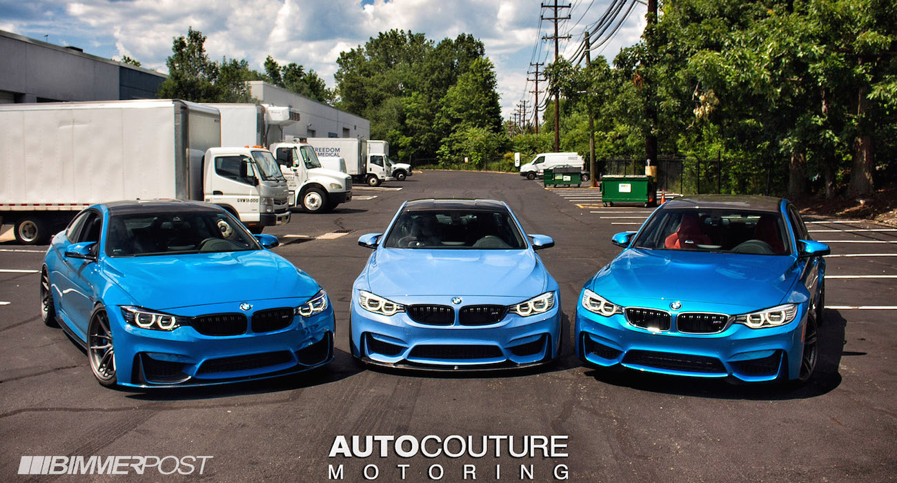 First Bmw Individual Atlantis Blue F80 M3 Page 10
