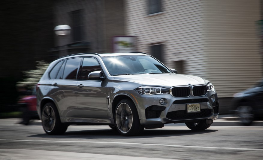 Interesting Car Amp Diver X5m Instrumented Test Review