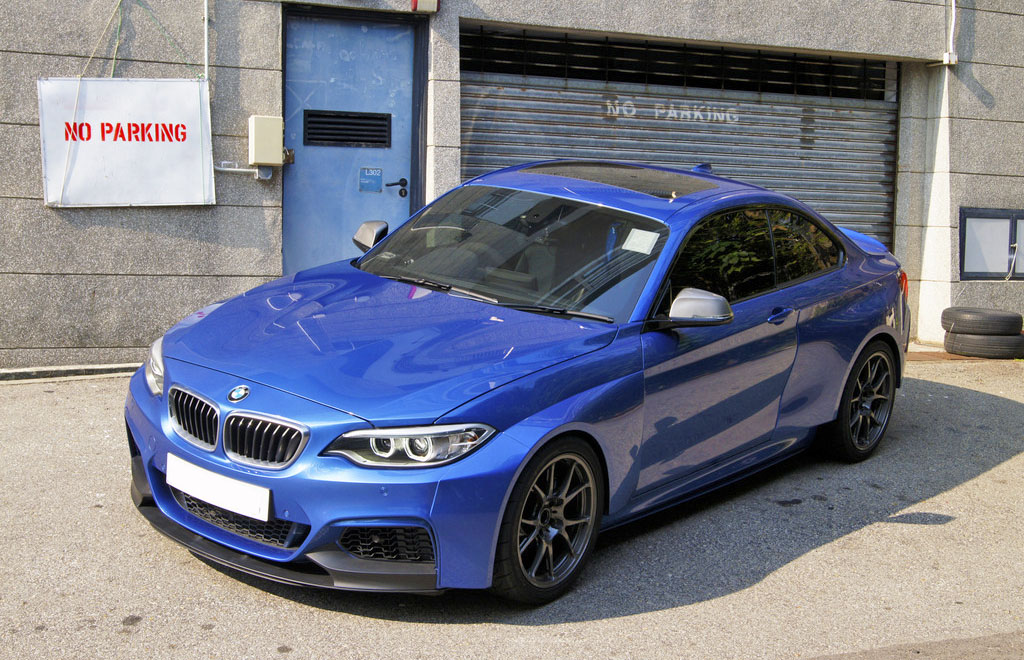 M235i Racing Body Kits On A Daily Road Car