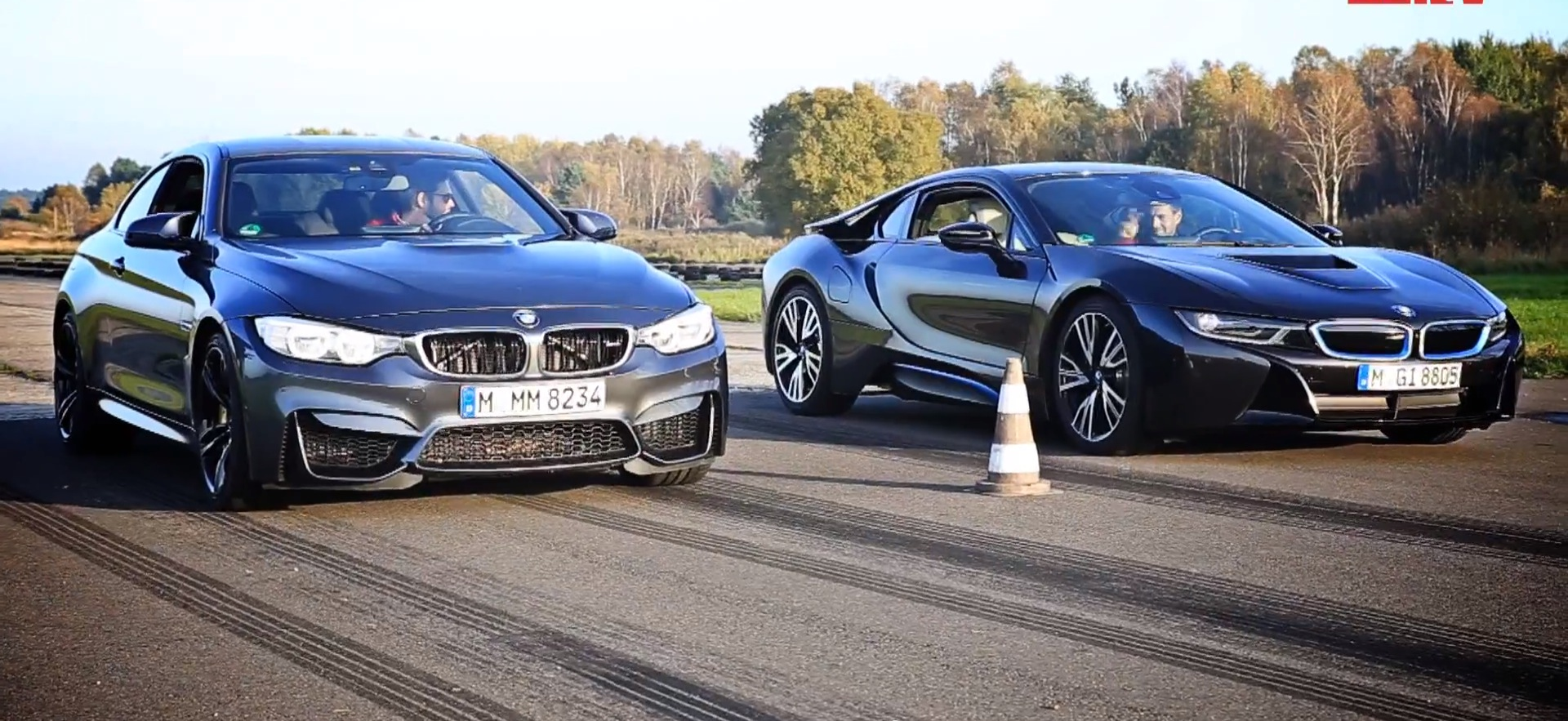 Bmw Models Up For 2015 World Car Of The Year Awards