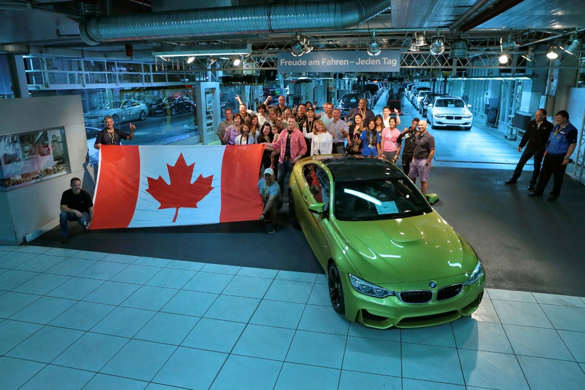 BMW Canada Announces Limited M3/M4 Individual Launch Spec Models And  European Tour