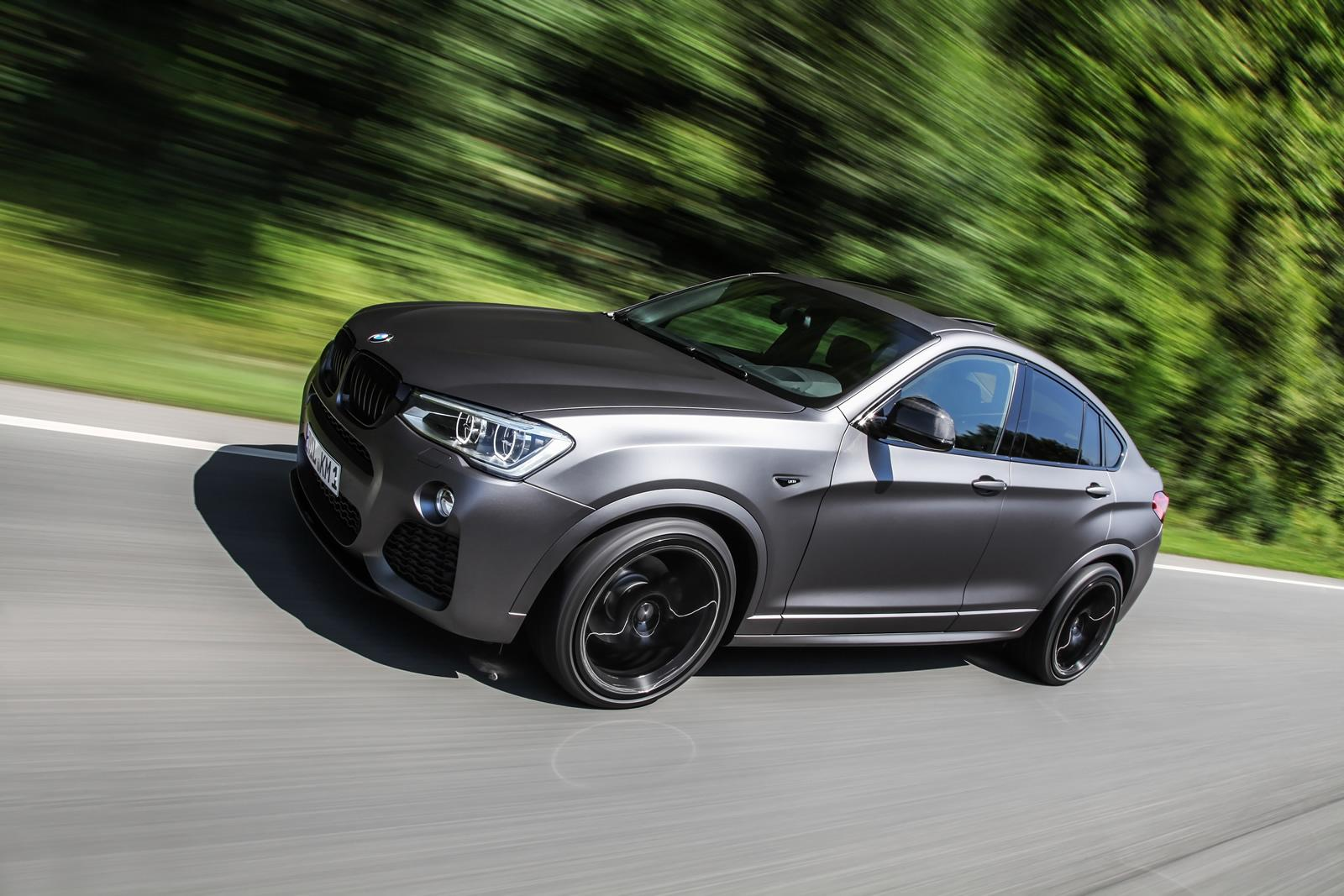 Bmw X4 By Lightweight Tuning