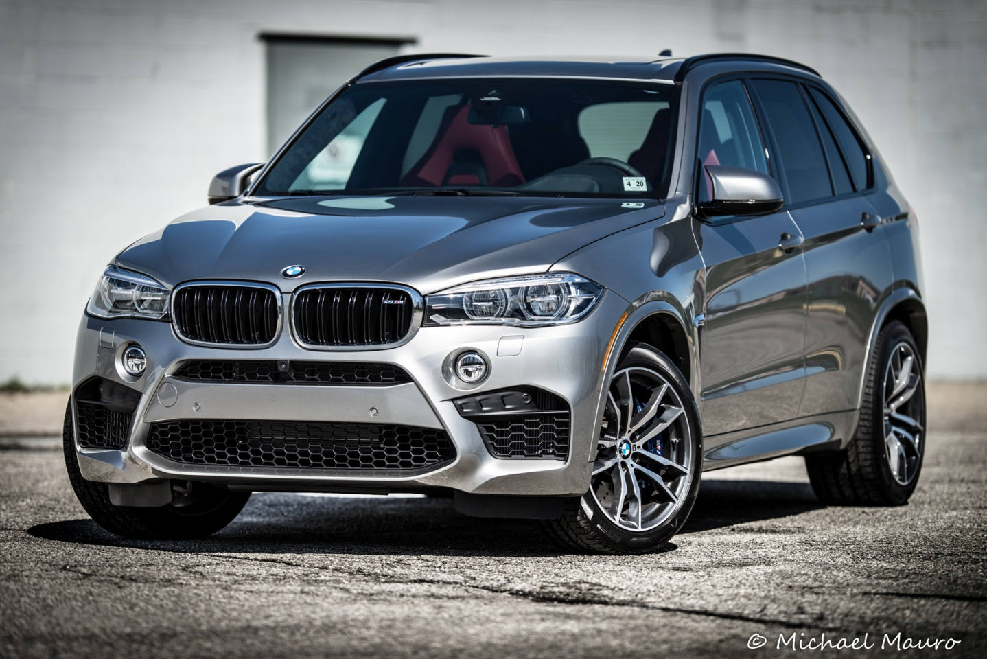 Quick Photoshoot Donington Grey X5m