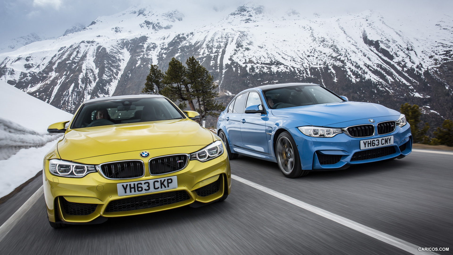 Bmw M3 And Bmw M4 Voted Auto Bild Sports Cars Of The Year