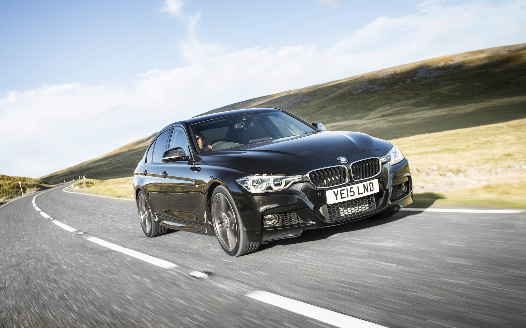bmw f30 3 series lci information pictures and videos. Black Bedroom Furniture Sets. Home Design Ideas
