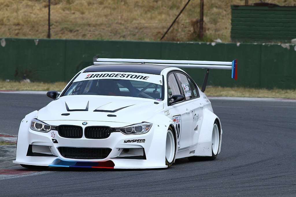 800hp Savspeed F30 Wide Body Racing Car