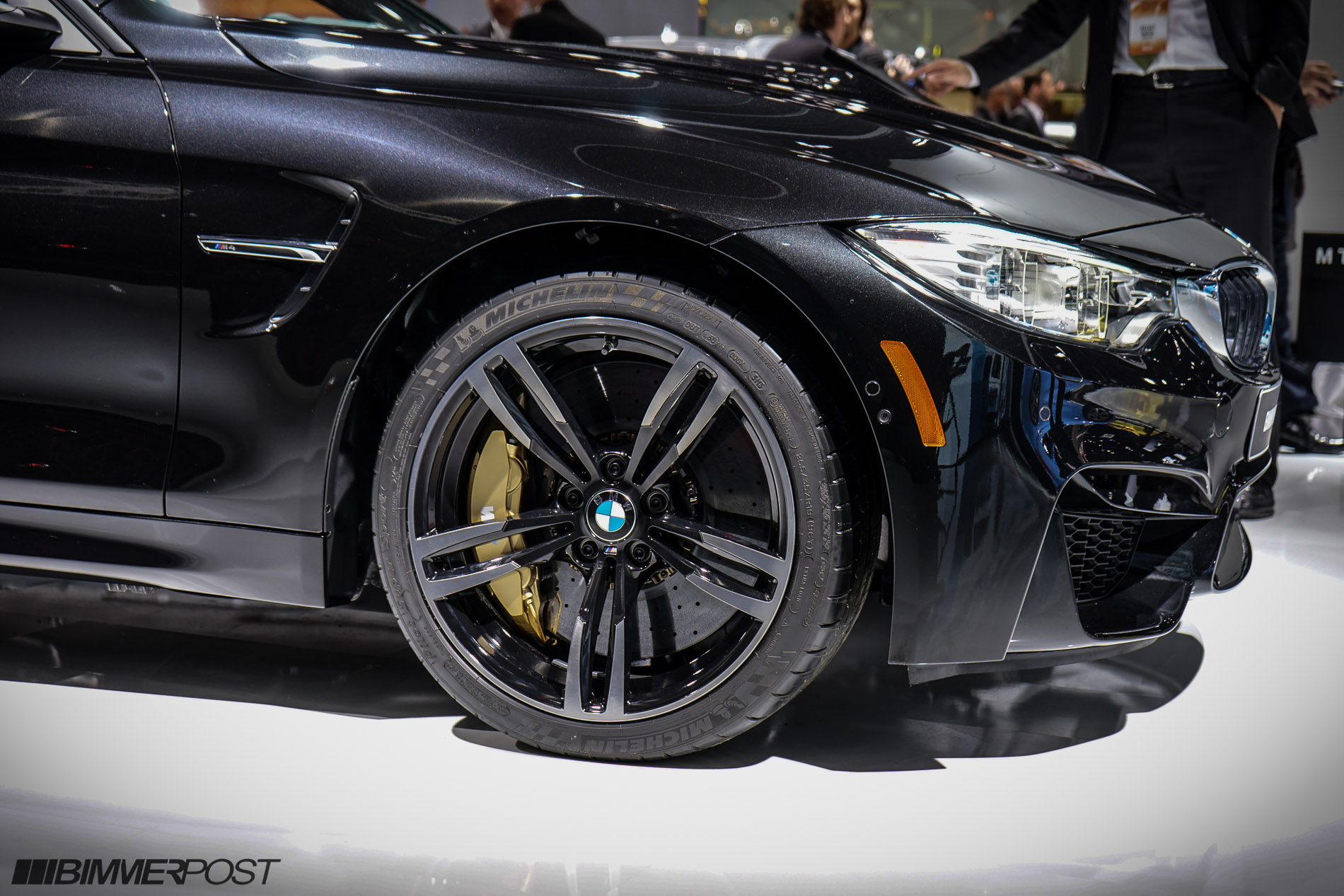 Bmw Adding New Factory Tire To M3 M4 Continental