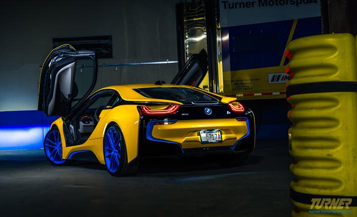 Turner Motorsports Project Bmw I8