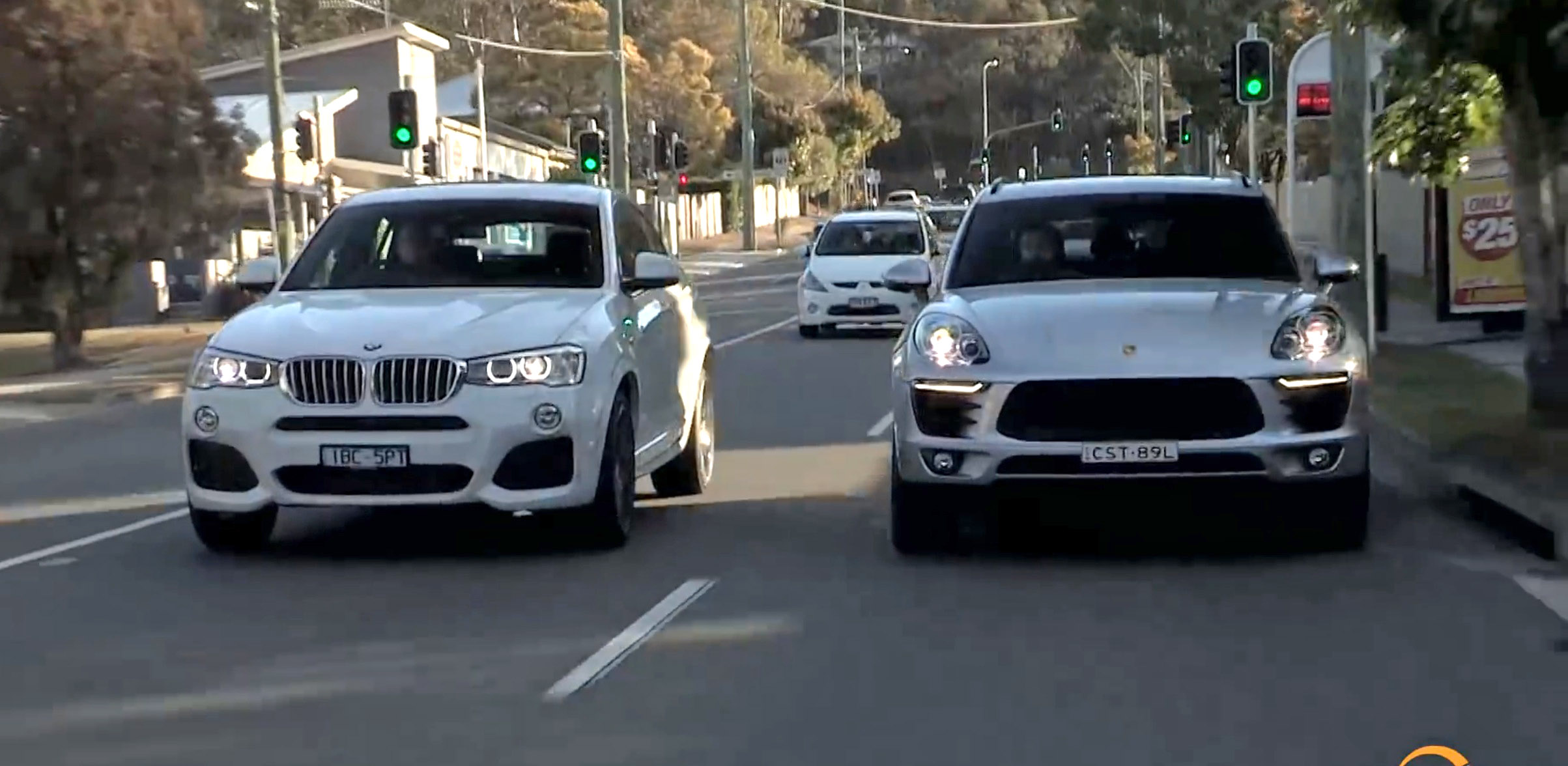 Video Petrol X4 Vs Macan By Car Advice