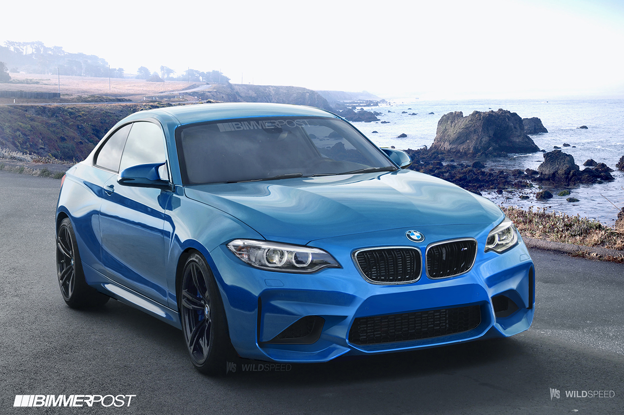 We Peel Back The Camouflage On The Bmw M2 Updated In