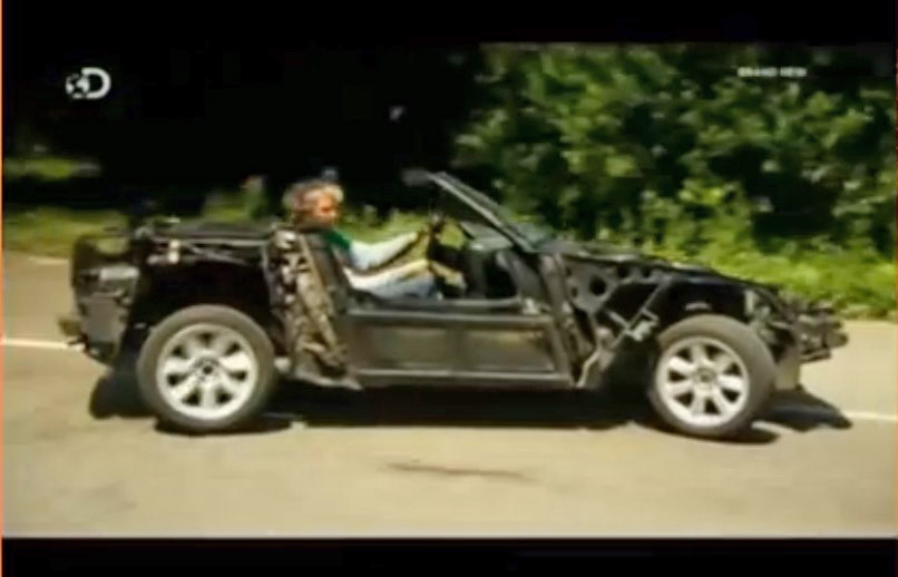 wheeler dealers restores a bmw z1. Black Bedroom Furniture Sets. Home Design Ideas