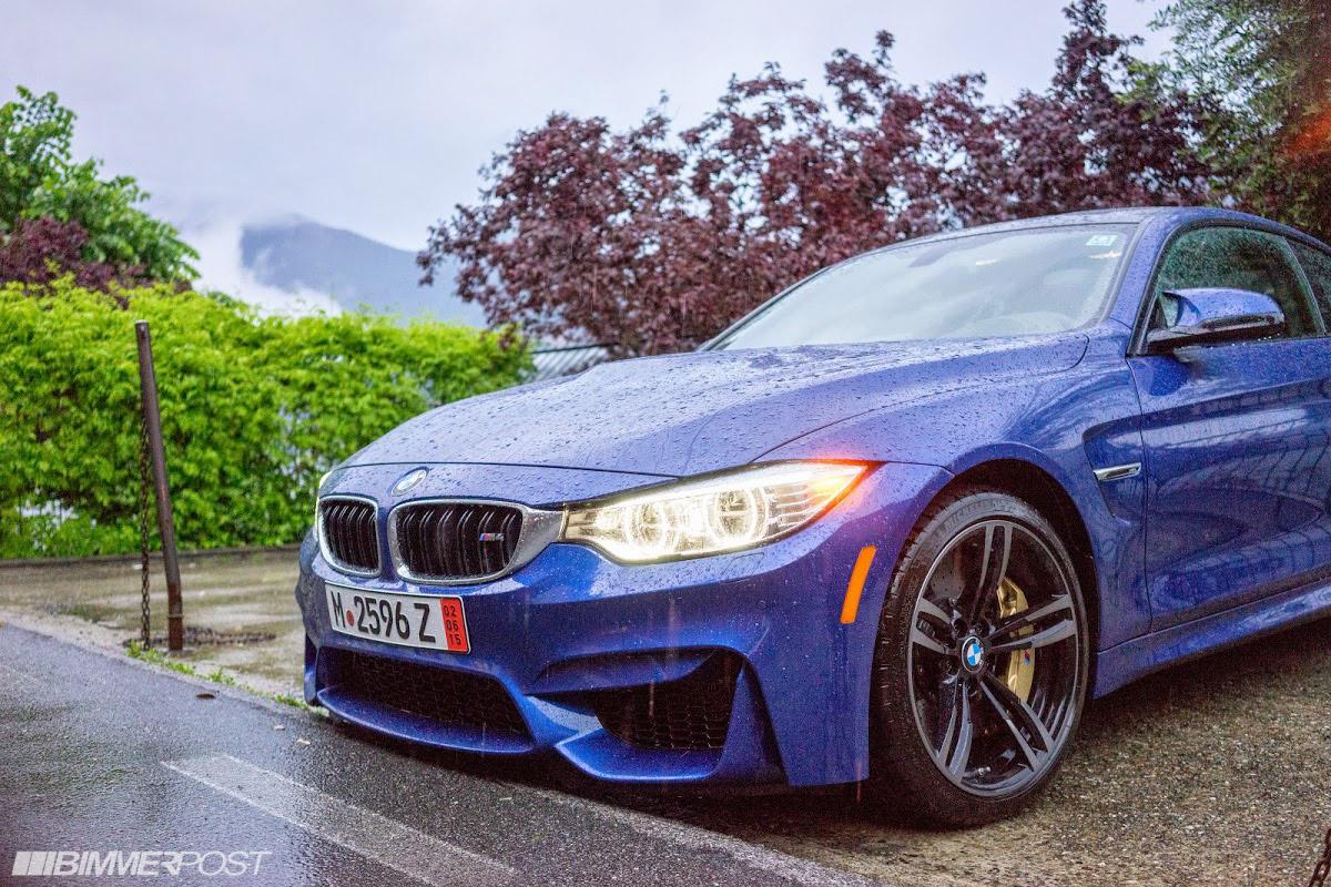 2015 Le Mans Blue F82 M4