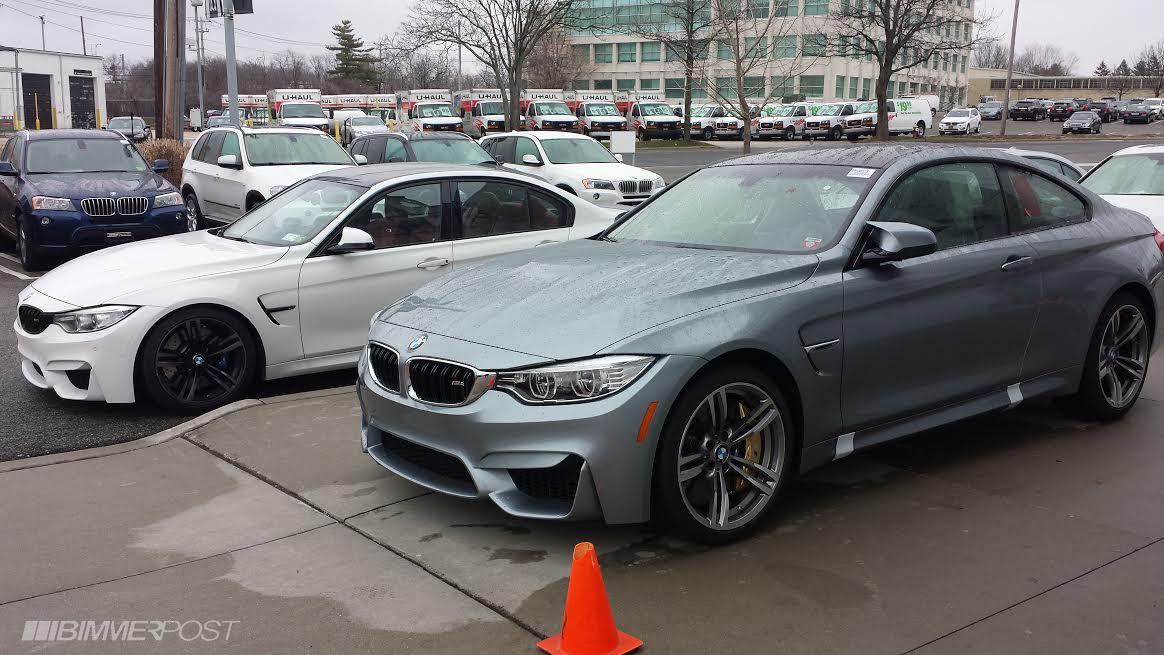BMW Individual - Silver Grey M4 - Page 5