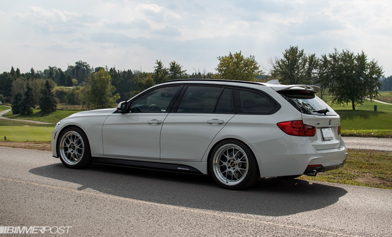 New F31 Msport M Performance Owner