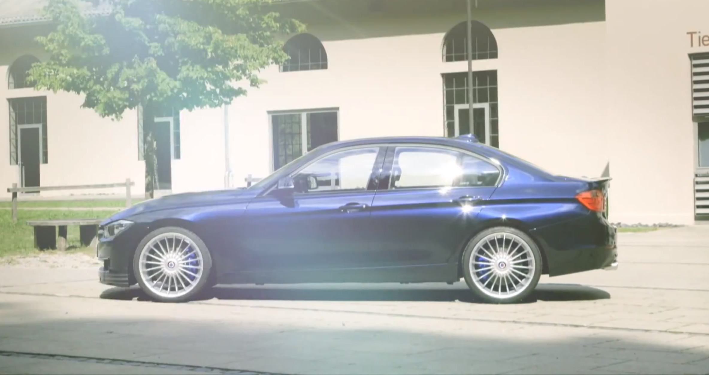 BMW Alpina D BiTurbo Full Reveal And Details - Bmw alpina rims for sale