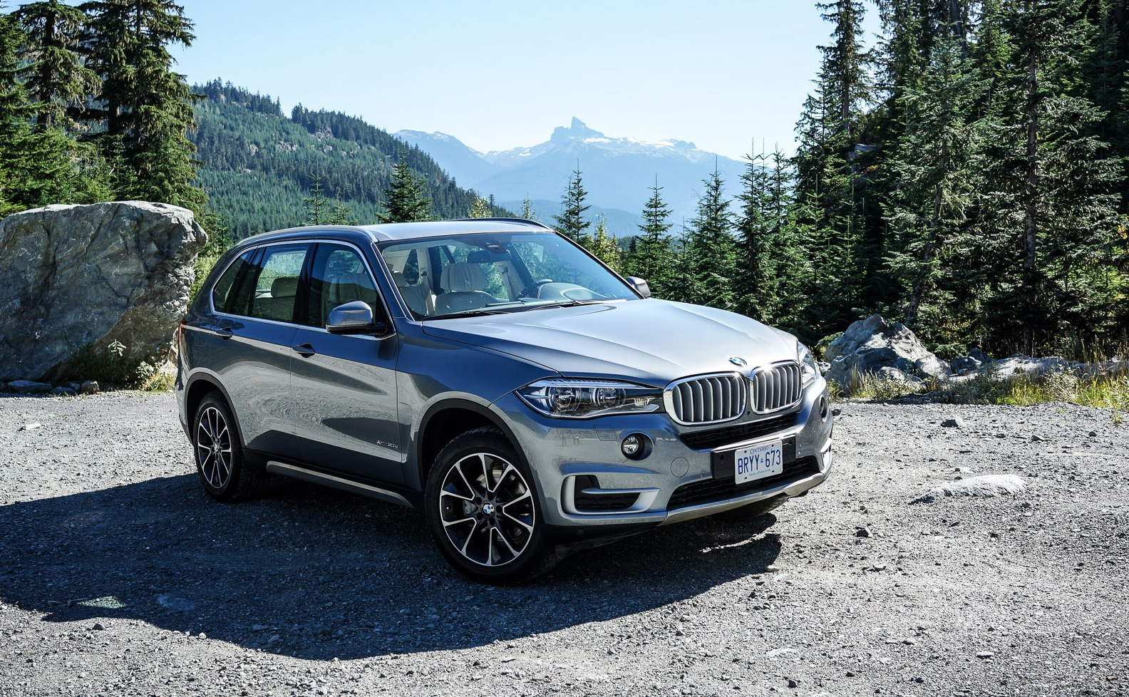 Preliminary MPG Figures for 2014 BMW X5 with FAQ answers