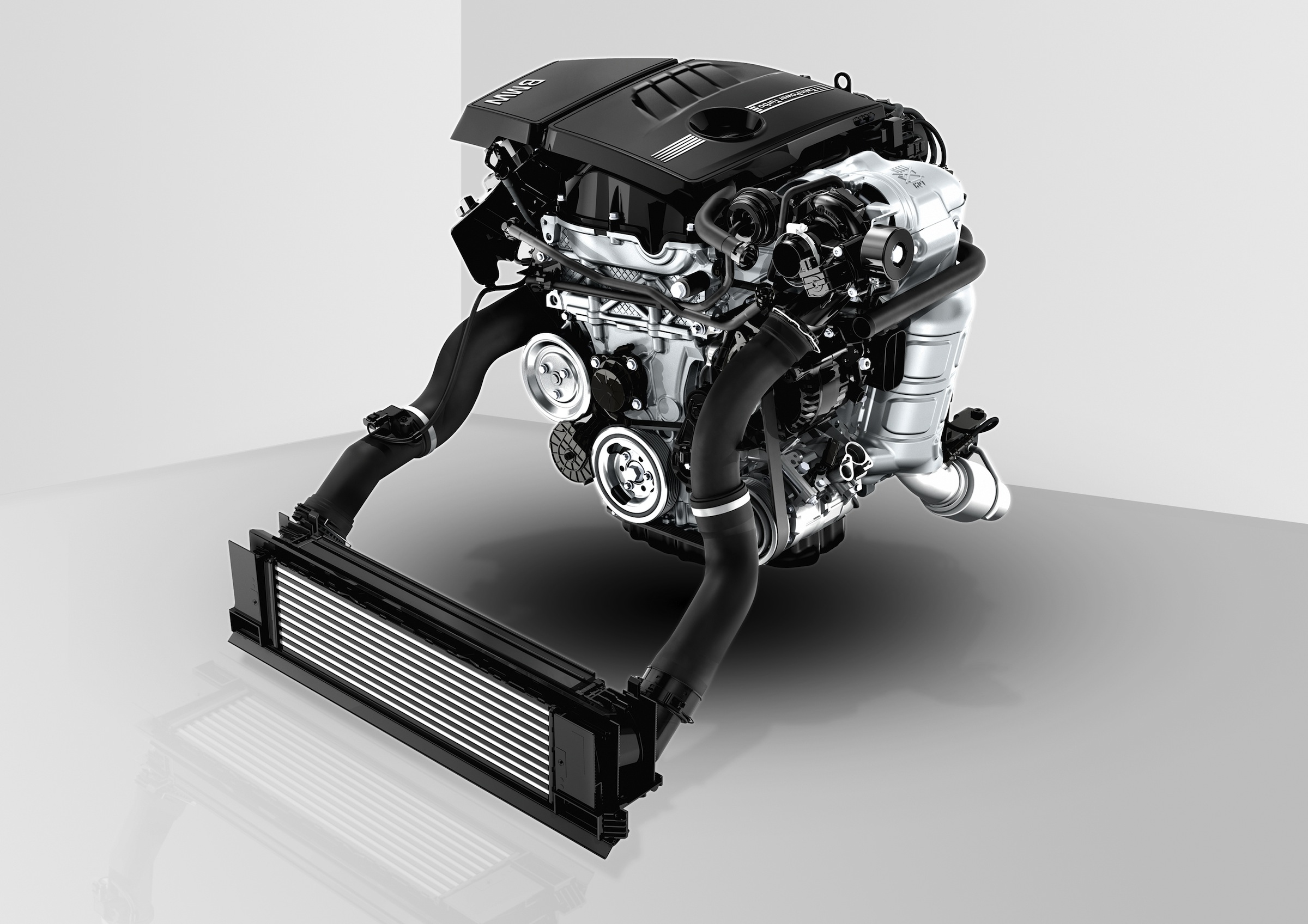 BMW N20 and N13/N18 Engines Win 2013 International Engine of the