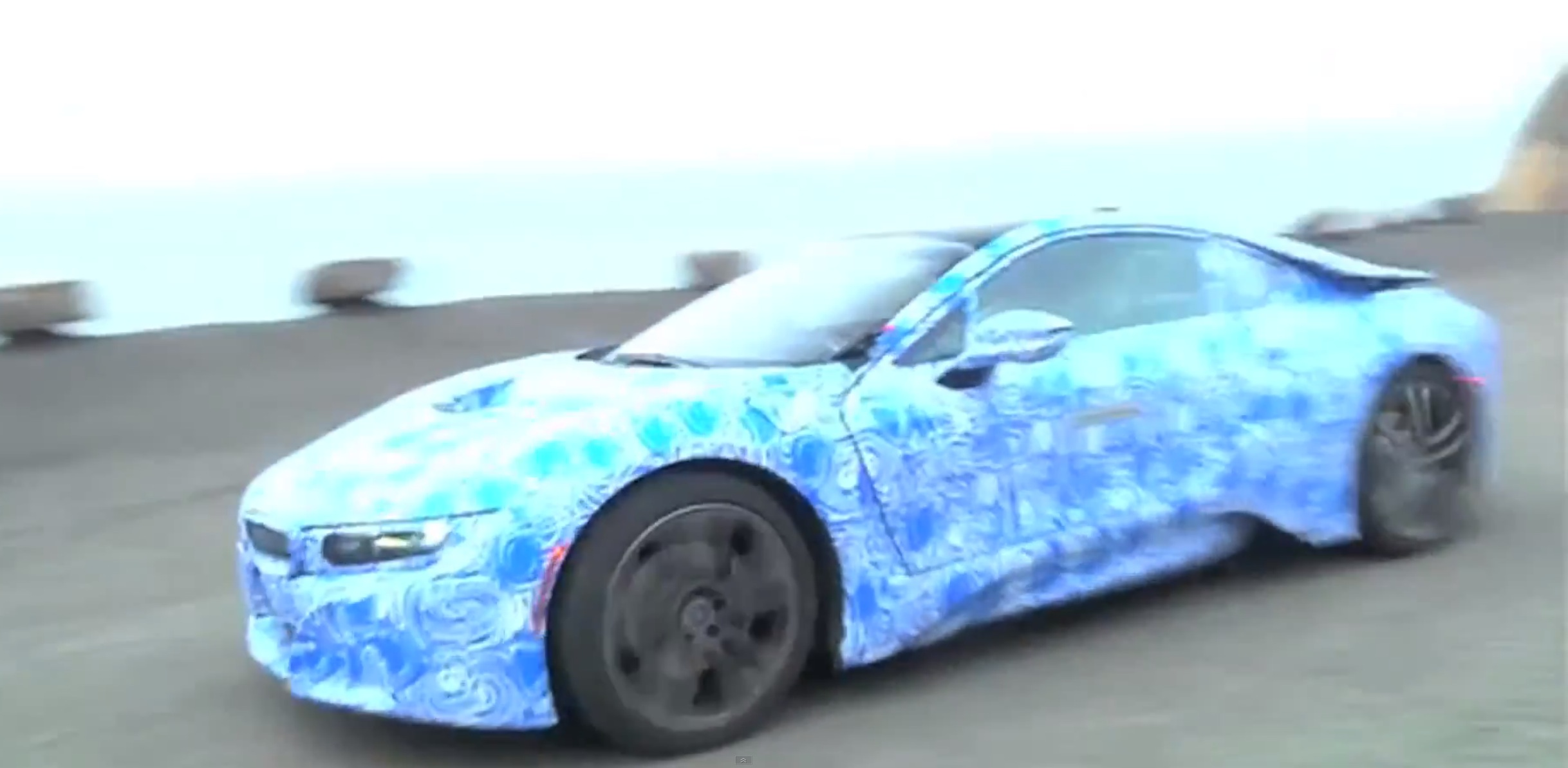 Bmw I8 Under Throttle Videos