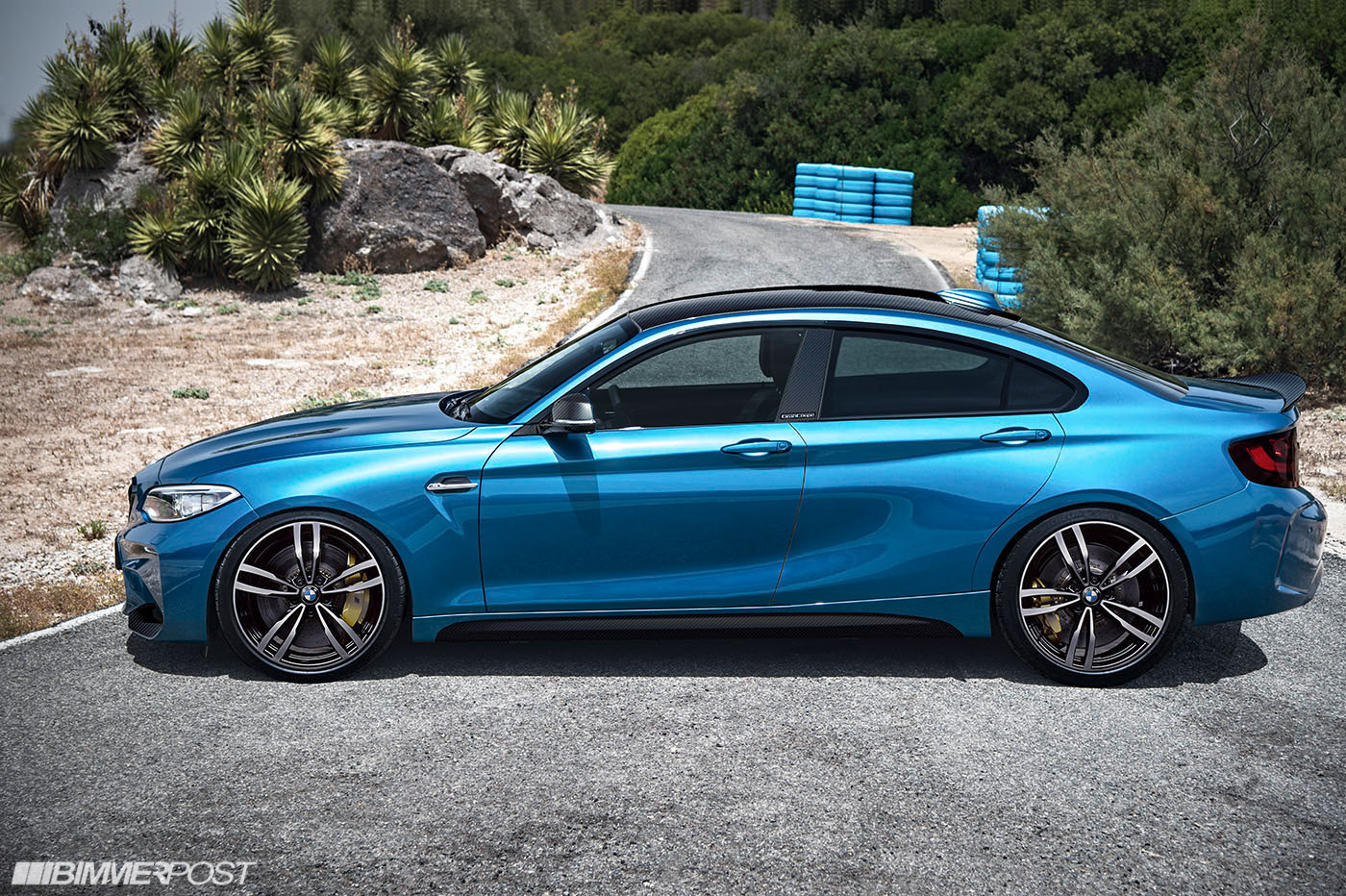 What A Current Gen M2 Gran Coupe Could Have Resembled