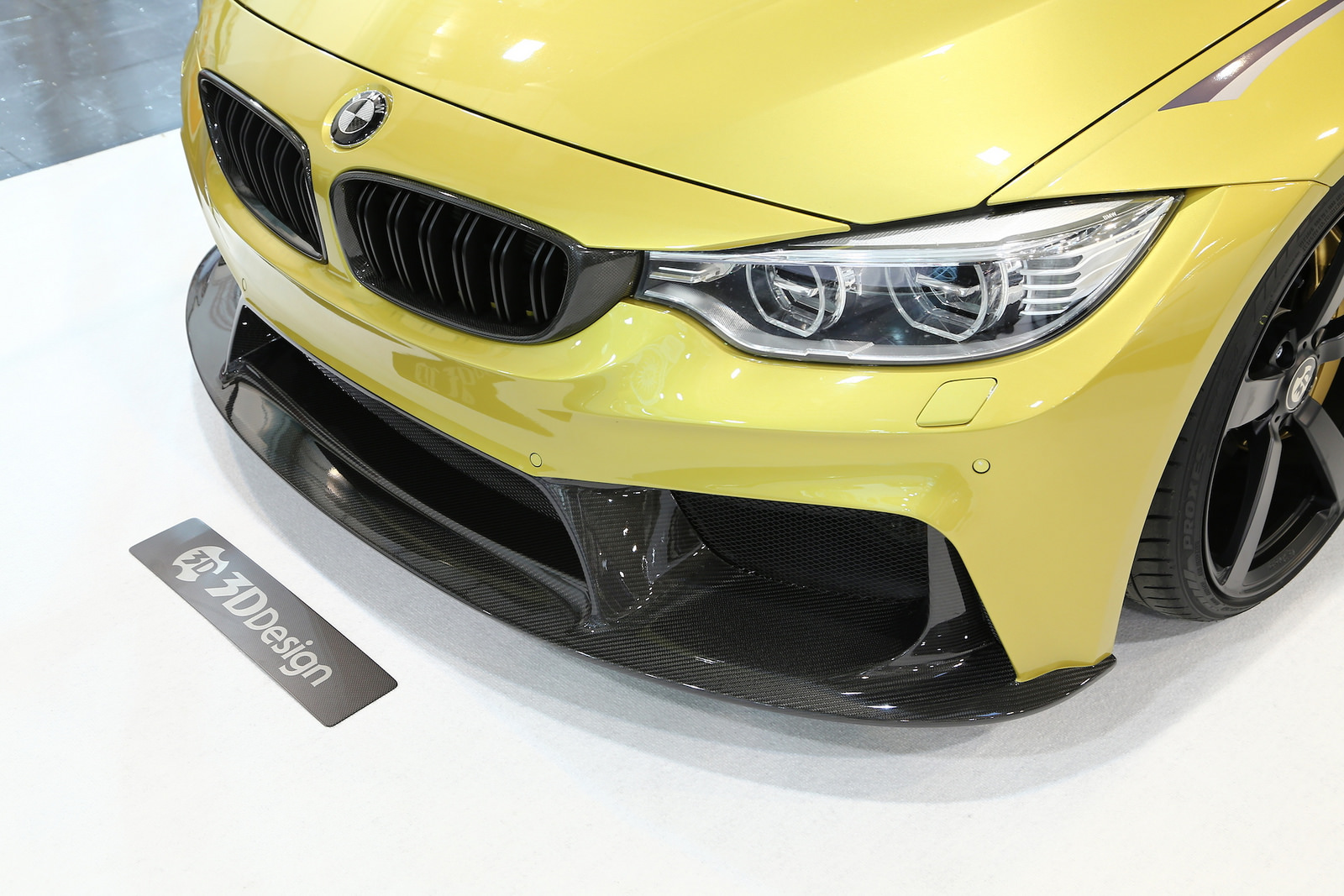 Preview Of The New F8x M3 M4 3d Design Front And Rear Bumpers