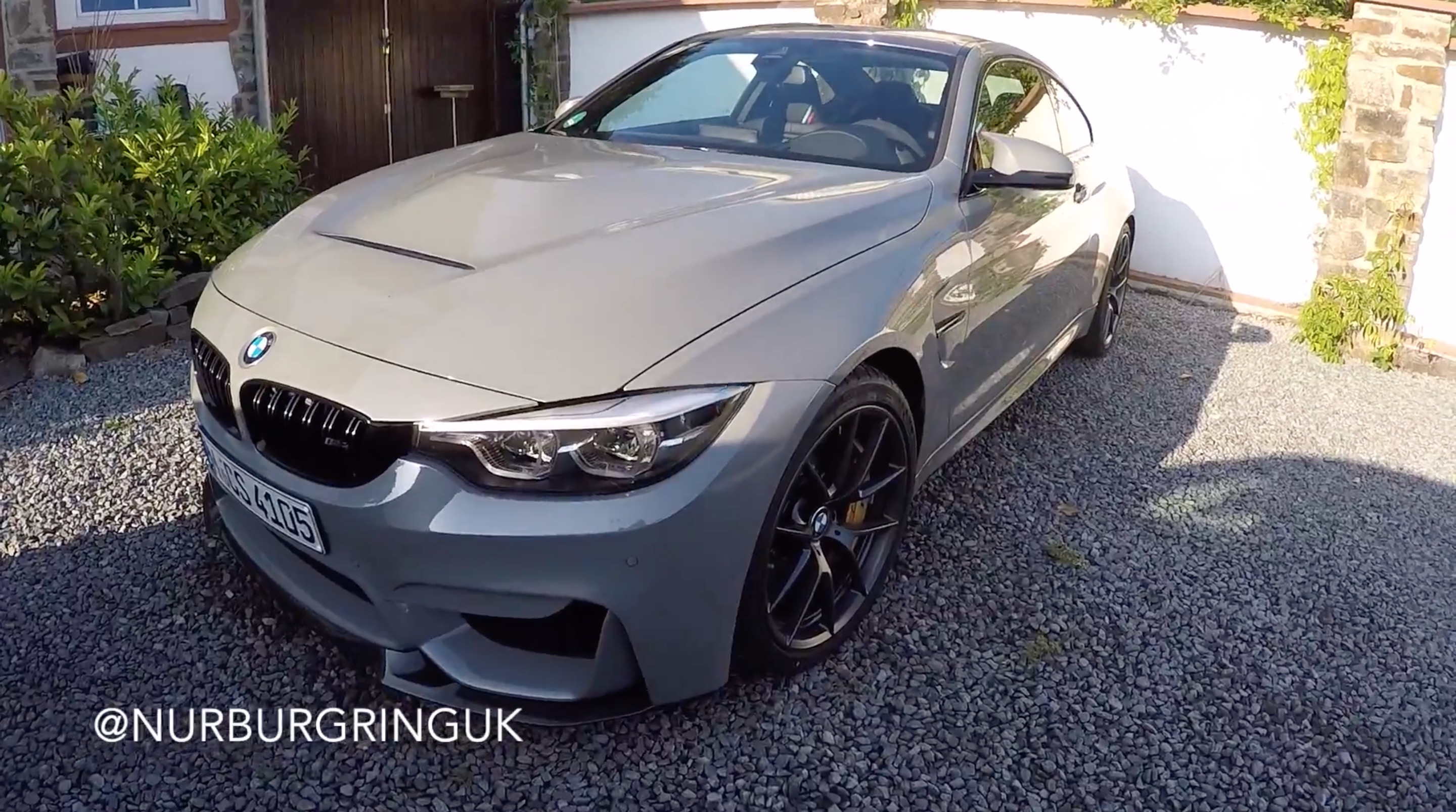 M4 Cs Spotted Short Video And Start Up