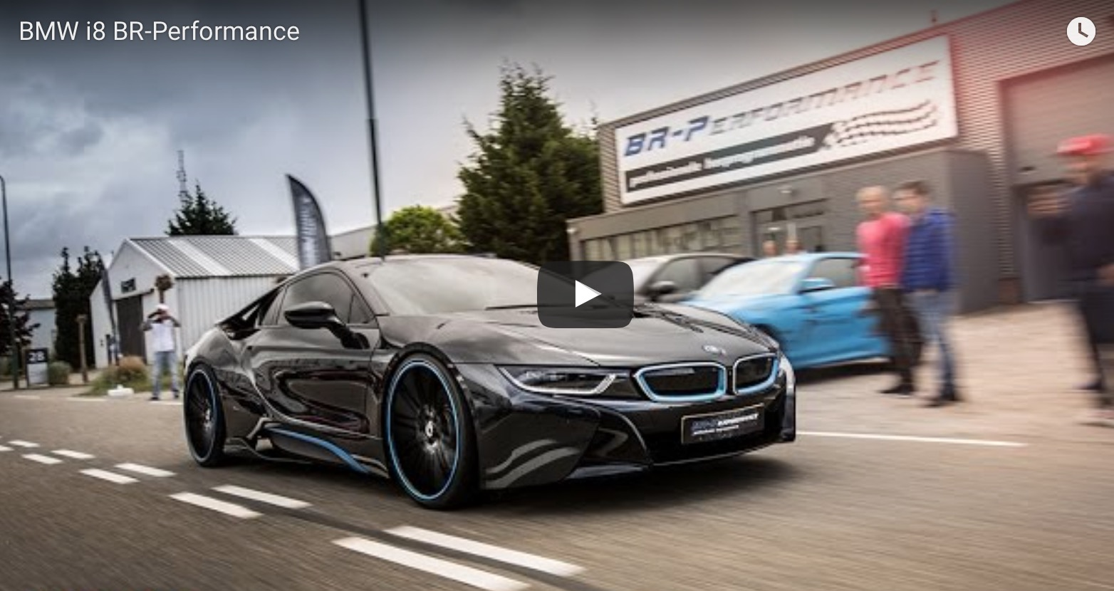 Bmw I8 Ecu Tune By Br Performance