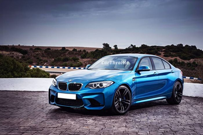 Bmw M2 As A Shooting Brake Hatchback Sedan And Convertible