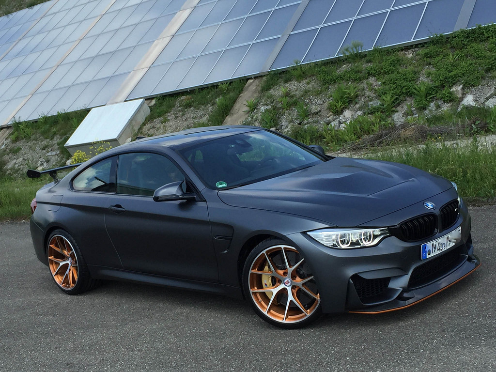 Hre Wheels M4 Gts With Hre P101 Wheels Installed