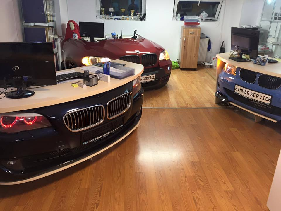 Bmw Front End Clip Office Desks