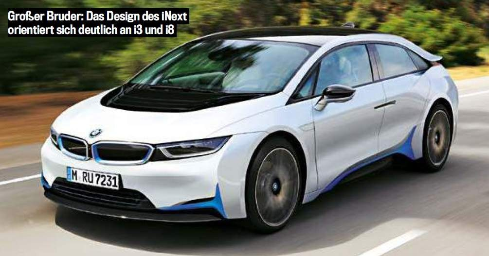 bmw i4 / i5 preview renderings - page 2